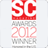2012 SC Magazine Award